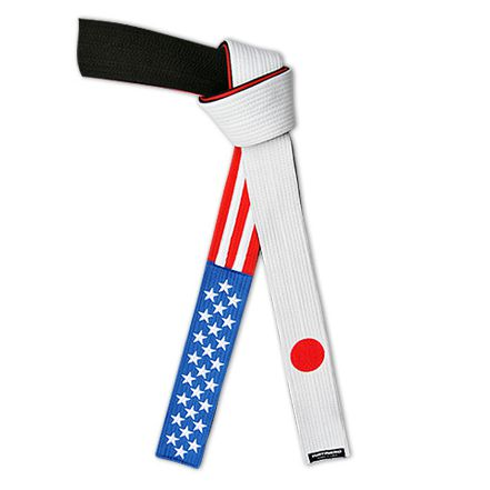 Flag Belt - American Japanese