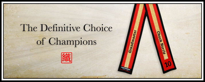 The Definitive Choice of Champions