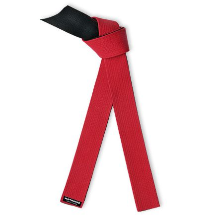 Red and Black Master Belt 4932