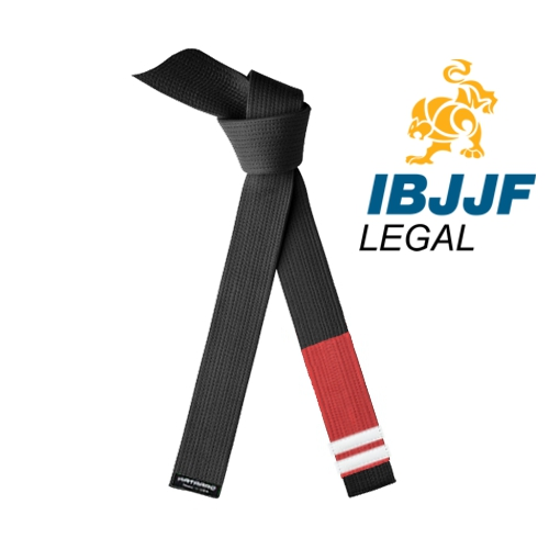IBJJF Legal Deluxe Black Belt