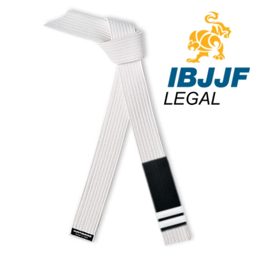 IBJJF Legal Jujitsu Rank Belt