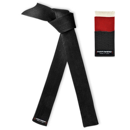 Deluxe Transition Black Belt