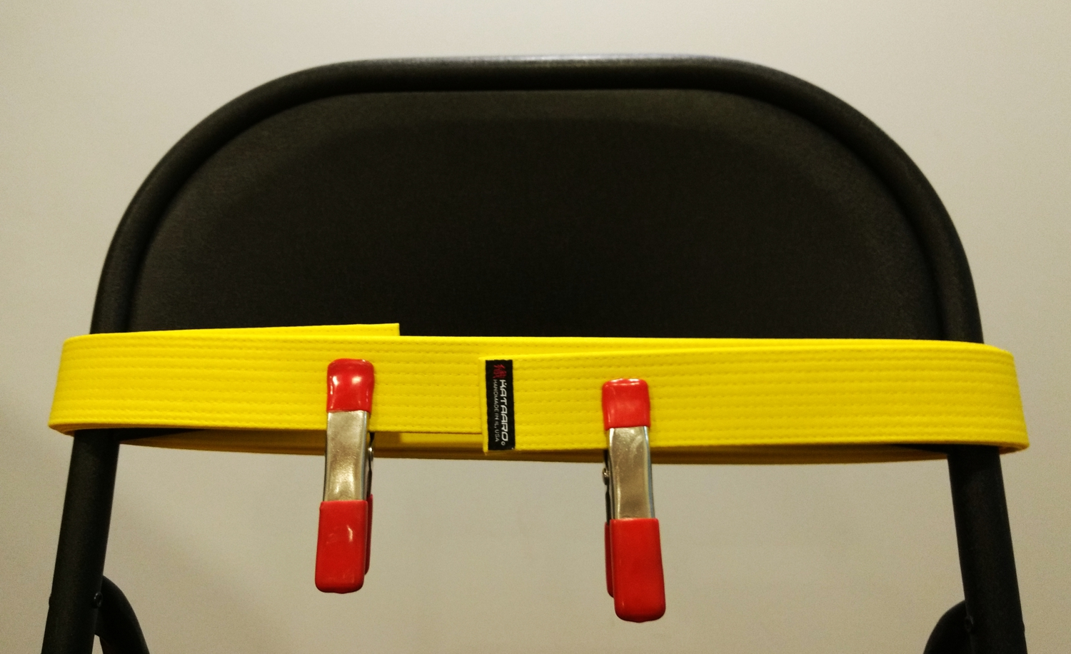 Wash Martial Arts Belt Example